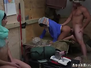 Arab anal first time Operation Pussy Run!