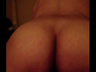 indian milf - reverse cowgirl
